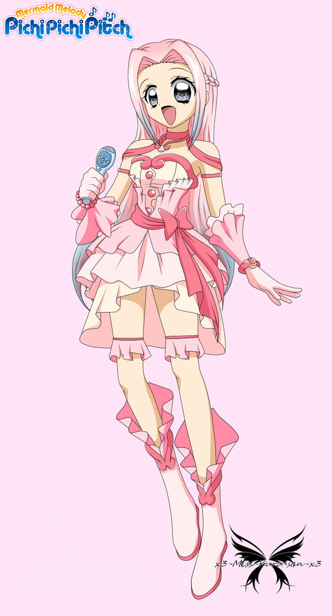 [MMPPP OC] Marina New Idol Version !