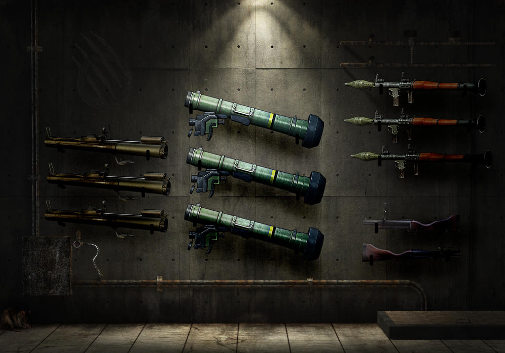 Armory Launchers by owensnake