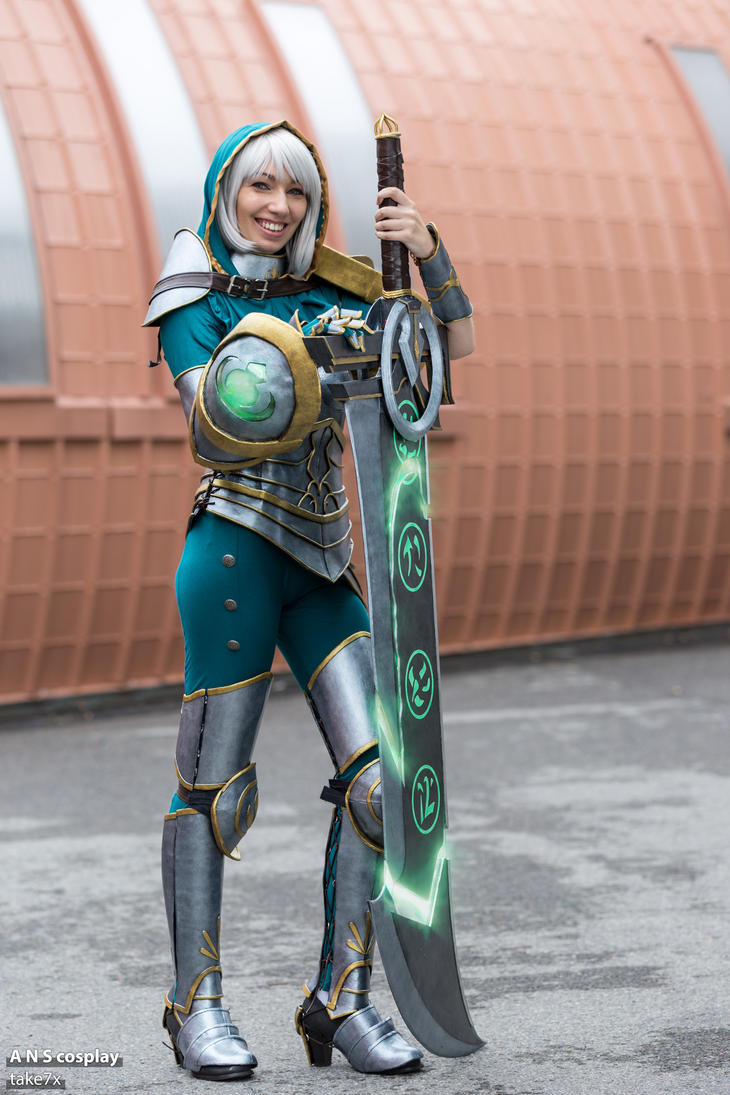 A N S cosplay (Riven) #03 by take7x on DeviantArt