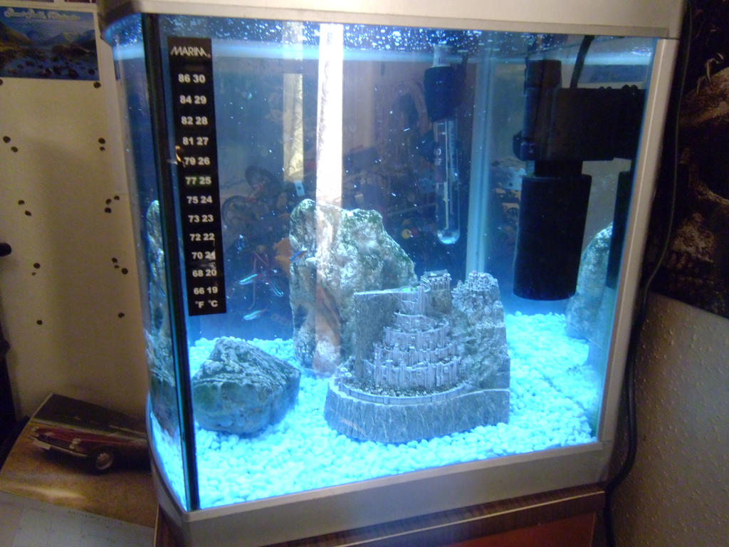 My clean fish tank 06 by ken581n on deviantart for Fish tank camera