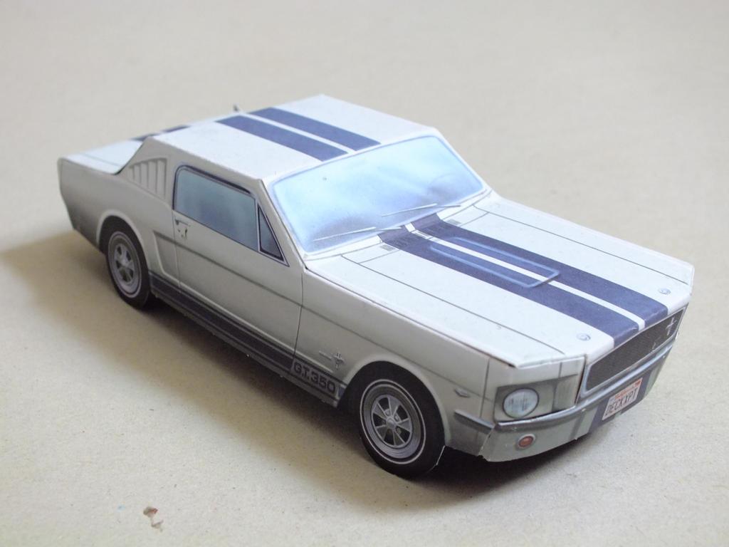 Papercraft Mustang Bing Images