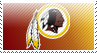 Redskins Stamp by Jamaal10