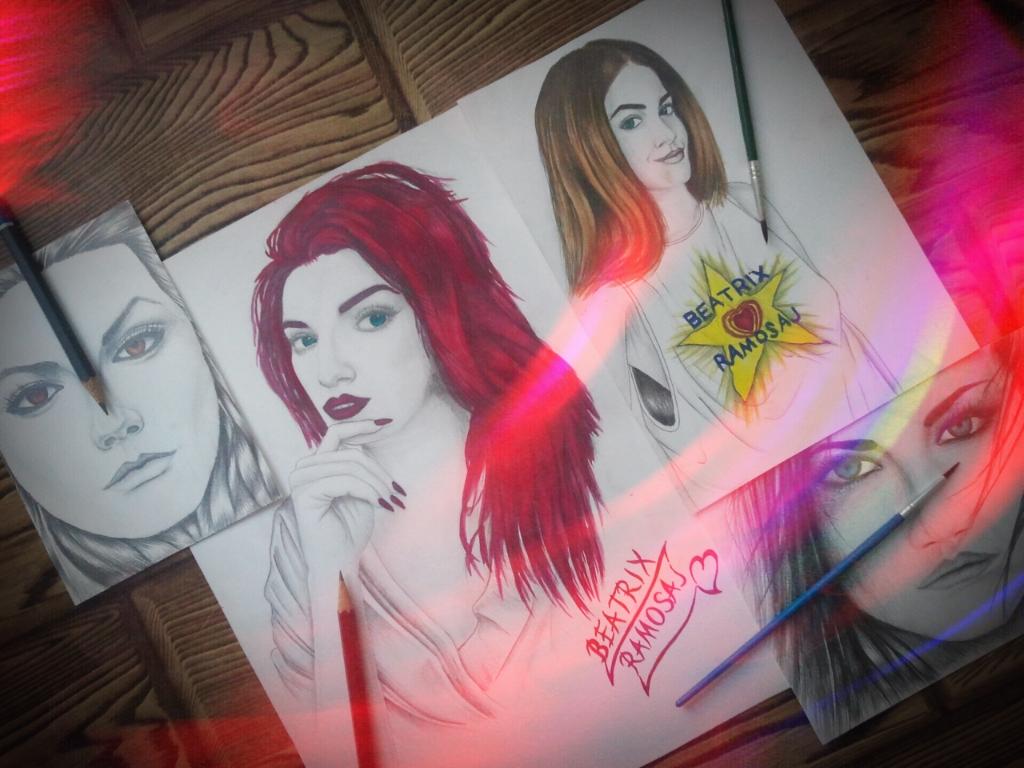 Drawing-Watercolor Mix - Beatrix Ramosaj_11 by eduaarti