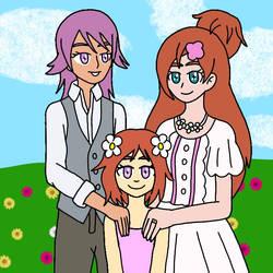 TLW: Mai Akagi's Family