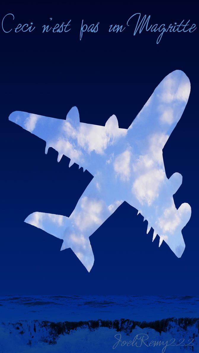 Ceci n'est pas un Magritte (2) by CharlieMerci