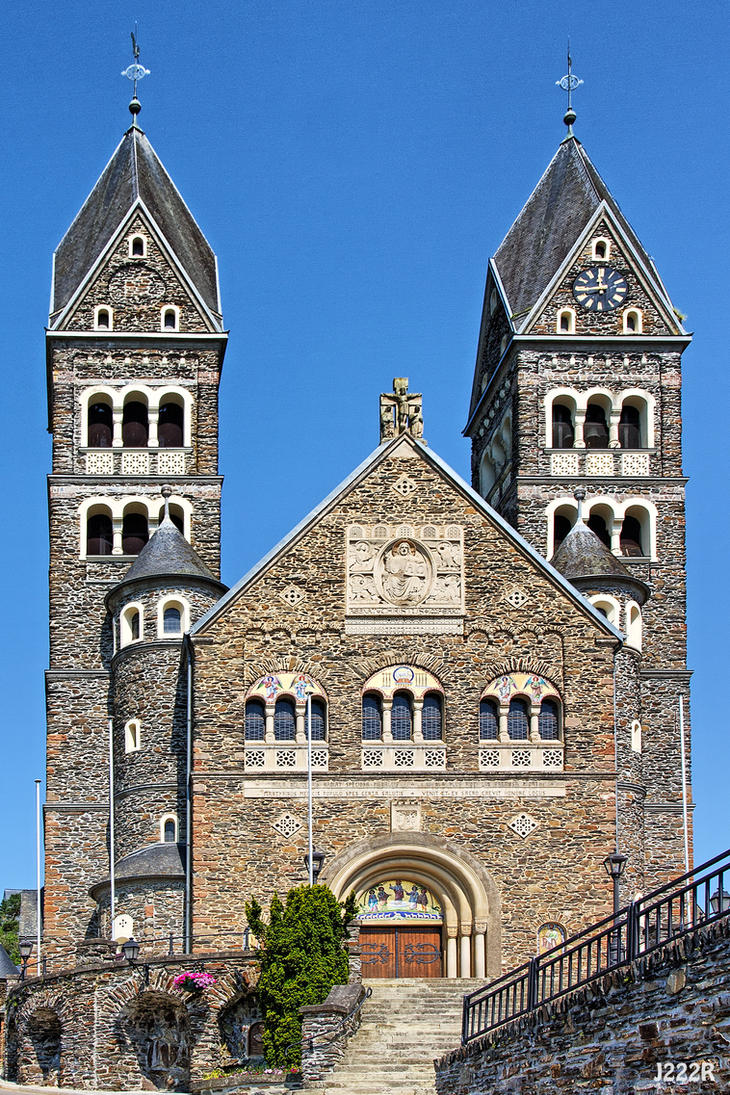 Church in Clervaux by J222R