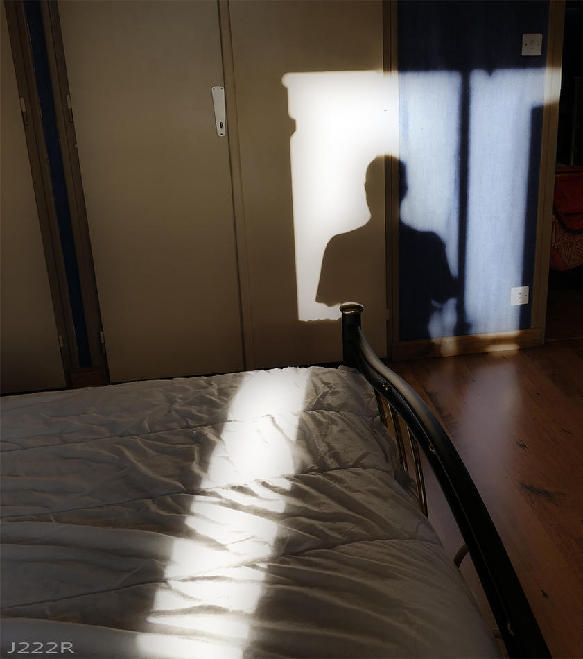 Shadow in the room by J222R