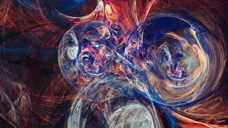 Dimensional collision by JohannDelestree