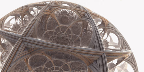 Citadel of mathematics by JohannDelestree