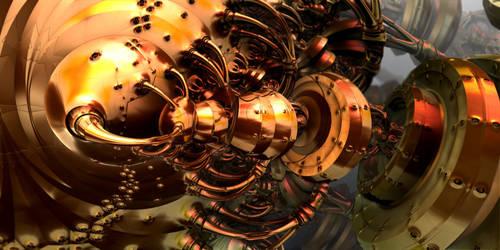 Welcome to the machine by JohannDelestree