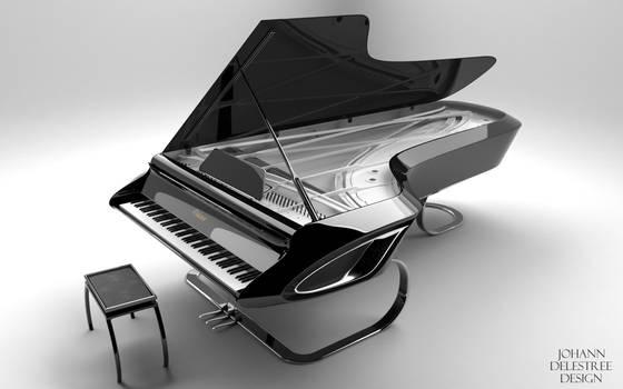 Piano Design by JohannDelestree