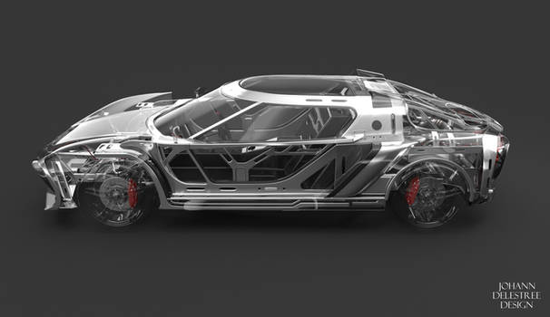 Concept car : Chassis by JohannDelestree