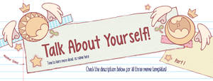 [Project Revelation] Talk About Yourself Meme