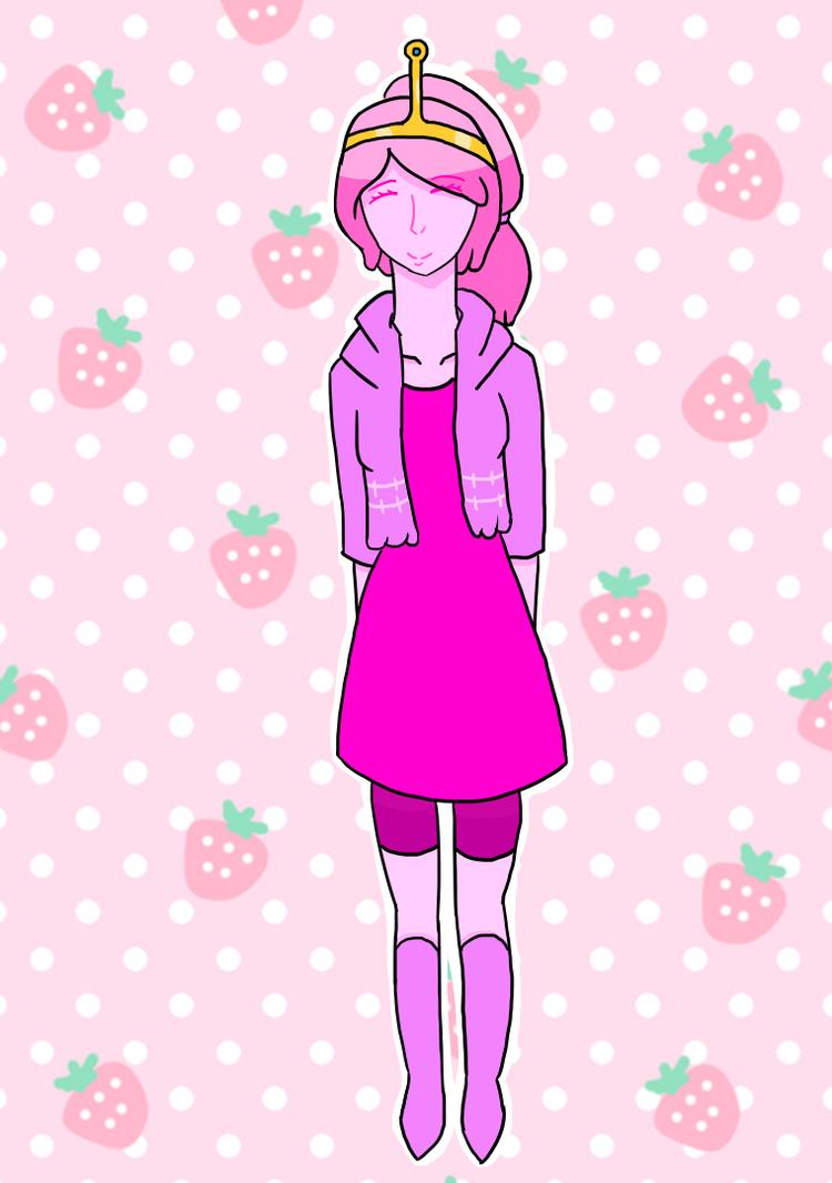 Princessbubblegum by xXburgerXx