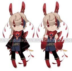 [CUSTOM OUTFIT] Syymsei 2 by animadopts