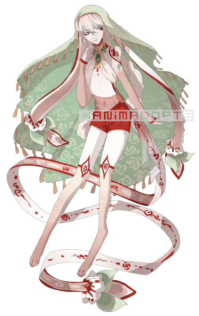 [CUSTOM OUTFIT] Shijinno 2 by animadopts
