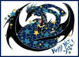 Happy New Year by Kutty-Sark