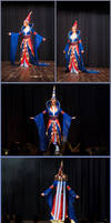 Prospero's Costume. Diploma
