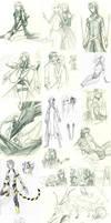 Sketch Dump May-September