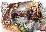 Commission: Owlivia