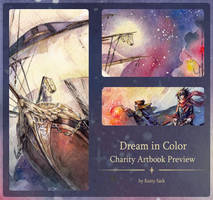 Dream in Color Artbook Preview by Kutty-Sark
