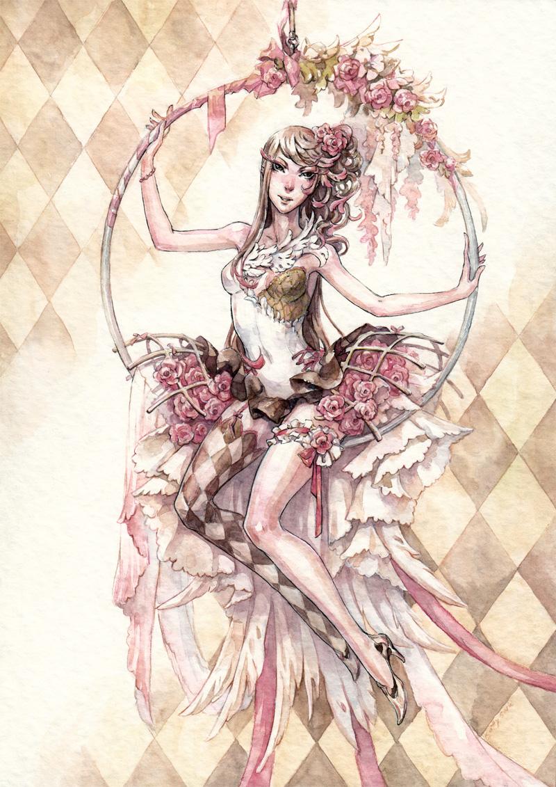 Vanilla Bird by Kutty-Sark