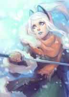 Winter Nae by Kutty-Sark