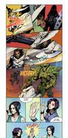 Commission Overwatch Fan-Comics
