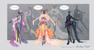 MerMay Outfit Auction (closed)