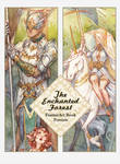 The Enchanted Forest: Fantasy Art Book Preview