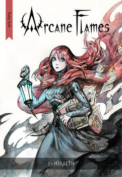 Arcane Flames cover