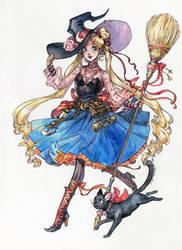 Sailor Witch Series: Sailor Moon