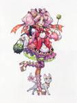 Sailor Witch Series: Sailor Chibi Moon