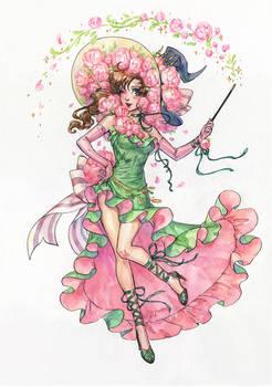 Sailor Witch Series: Sailor Jupiter