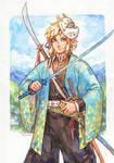 Link (Kimetsu no Yaiba crossover)