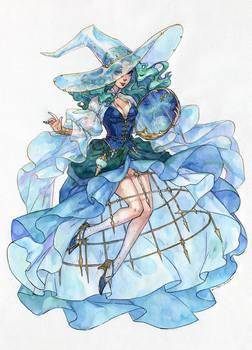 Sailor Witch Series: Sailor Neptune
