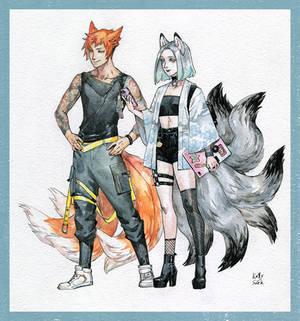 Kitsune3 Web