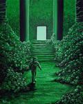 Skull Caves Of Emerald Island