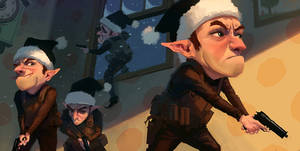 Killer Elves