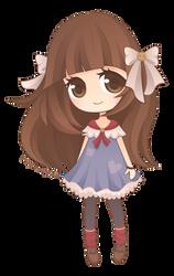 [ Mori Girl ]