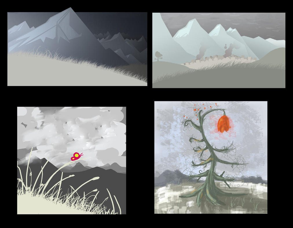 backgrounds by SeanMcNally