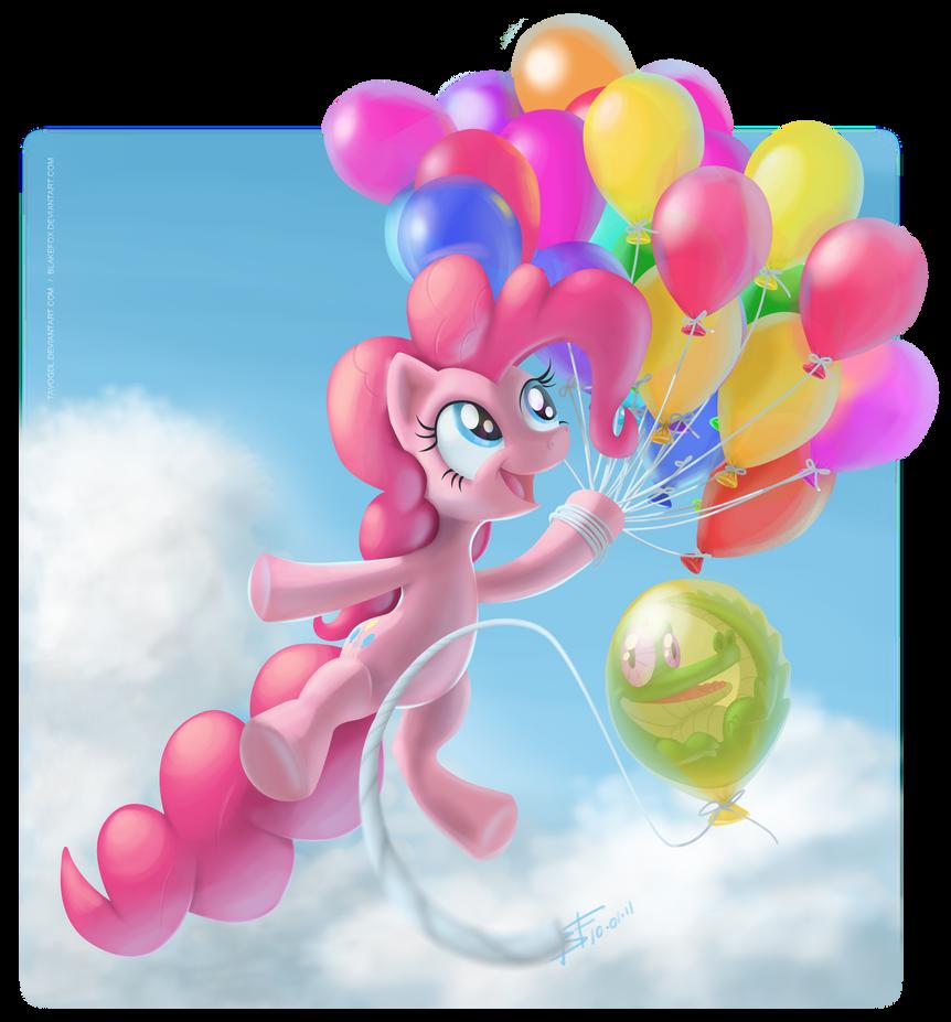 Pinkie sky by TavoGDL