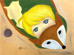 Le Petit Prince by Dawn2