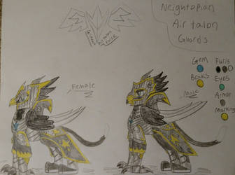 Blackstars Guards #3 by Casirethedragon11