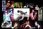 Freddie Performing