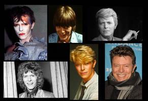A Bowie Medley by MandyB82