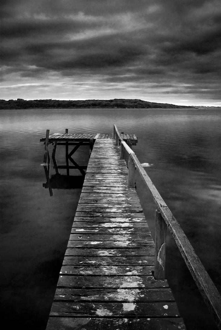 Private Jetty by Kazma56