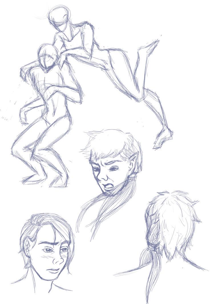 Daily Sketch 13/365 by SvbwayShayla
