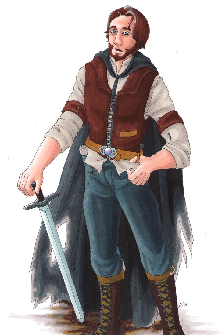 Hunter Benedict Compton by SvbwayShayla