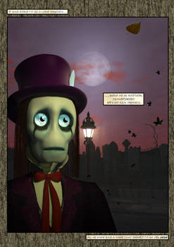 Deadman's Curse page 1